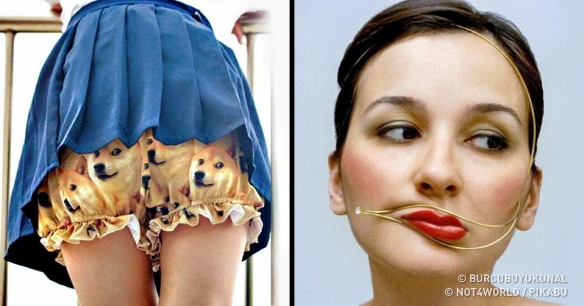 19 странных вещей из мира моды, за которые многие люди готовы отдать любые деньги