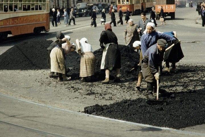 Кадры рабочего класса СССР в 1959 году