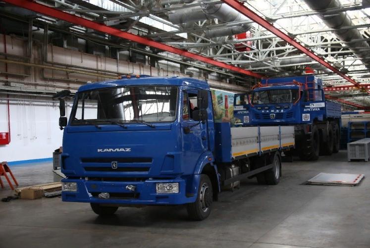 КАМАЗ «Одиссей» оставит водителей без работы