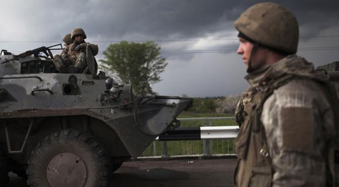 РФ предлагает создать вооруженную миссию ООН на Украине сроком на шесть месяцев