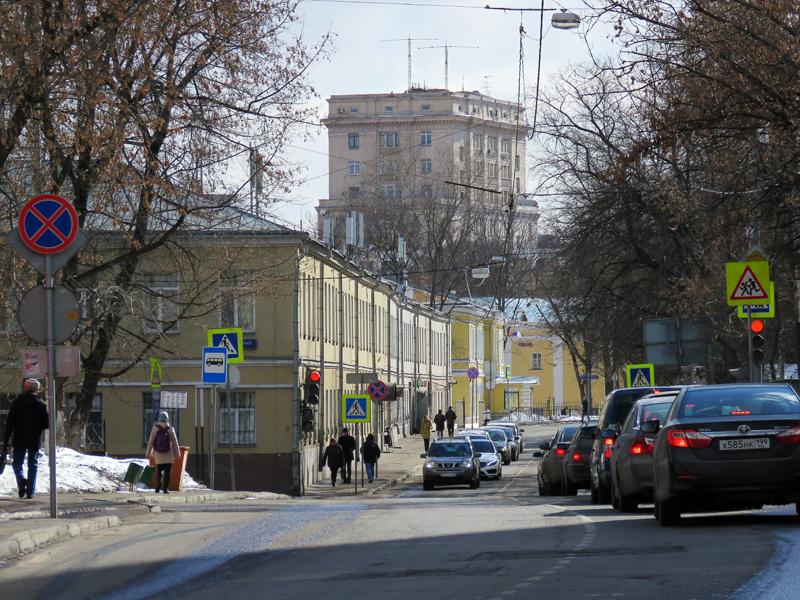 Москва: Советская технократия в Немецкой слободе