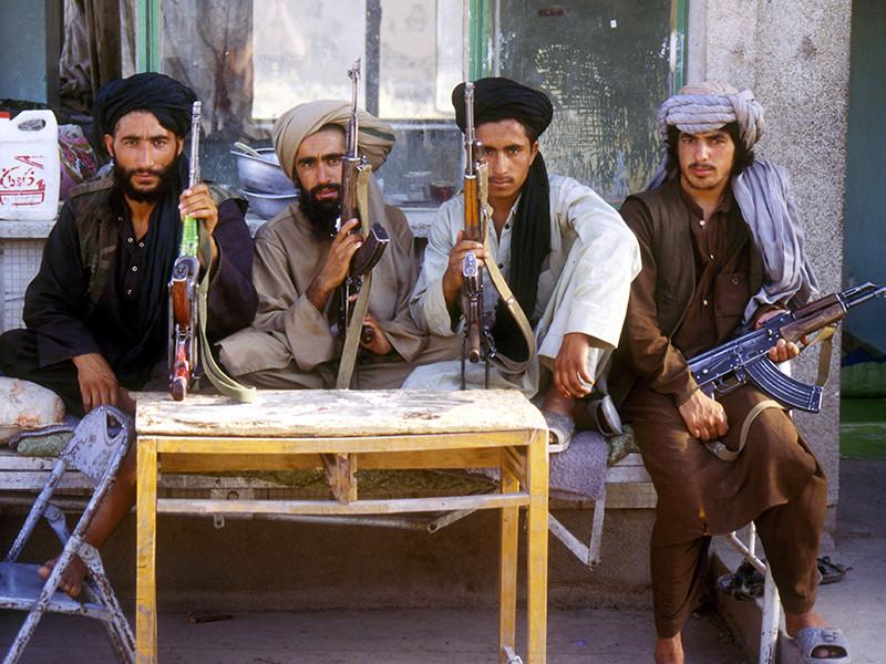 """""""Талибан""""* объявил о начале …"""