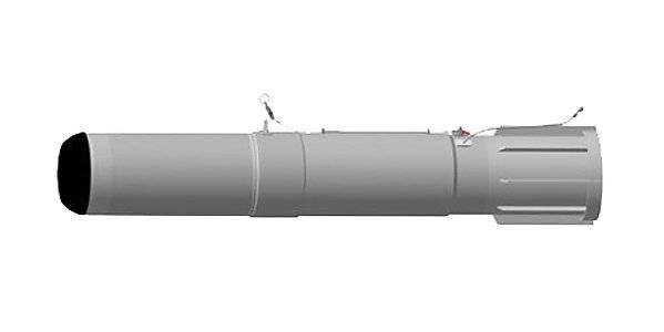 РФ продемонстрировала иностранным гостям зависающую противолодочную бомбу