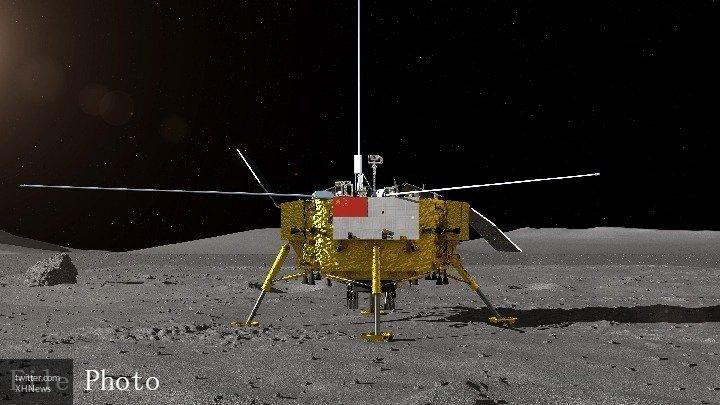 Китайцы смогли вырастить хлопок на обратной стороне Луны