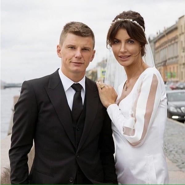 Фото аршавина и его свадьба