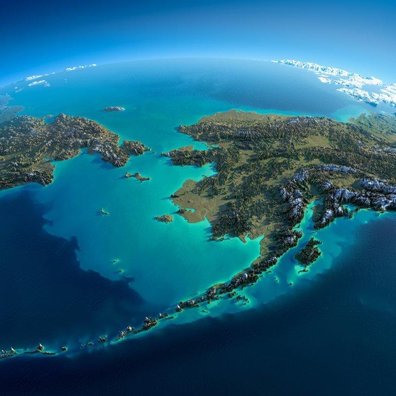 Чукотка и Аляска: объективное сравнение