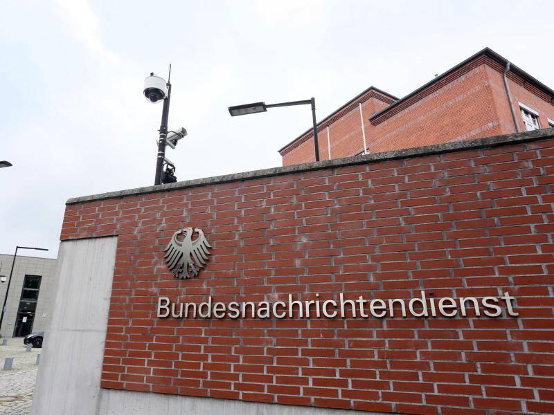 Немецкая разведка шпионила за американцами