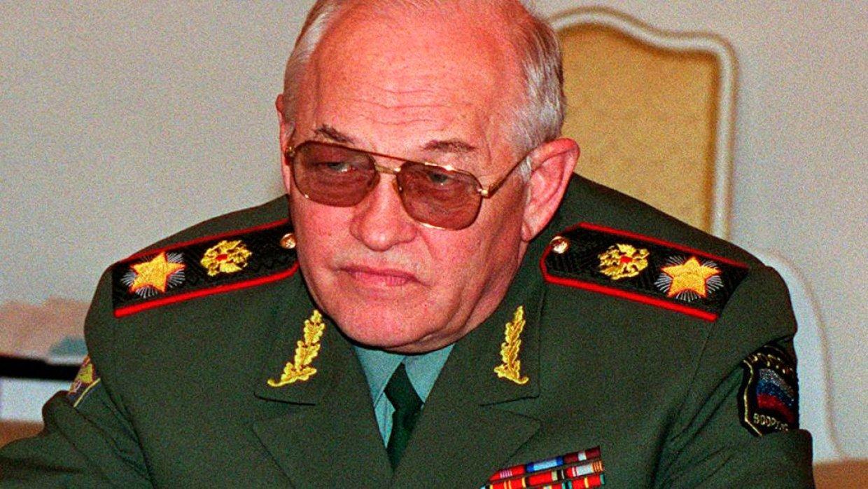 Первый в России бюст маршала…