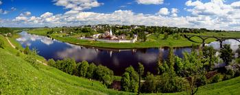 Главную русскую реку Волгу оздоровят до 2025 года