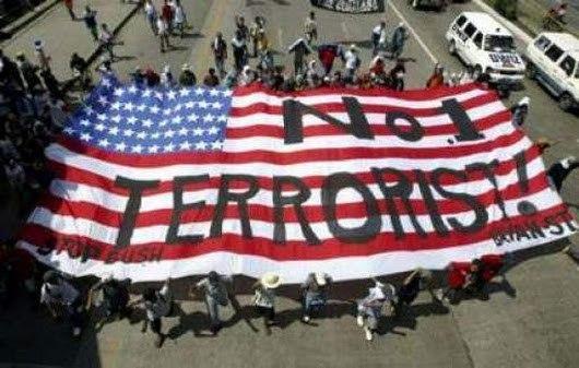 Считаете ли вы США террорист…