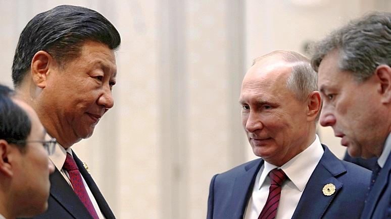 Bloomberg: «ось авторитаризма» во главе с Россией несёт новую угрозу для США