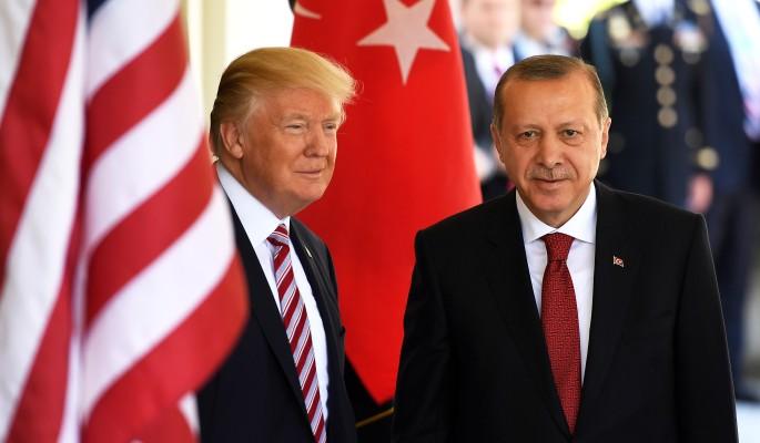 Трамп отговаривает Эрдогана …