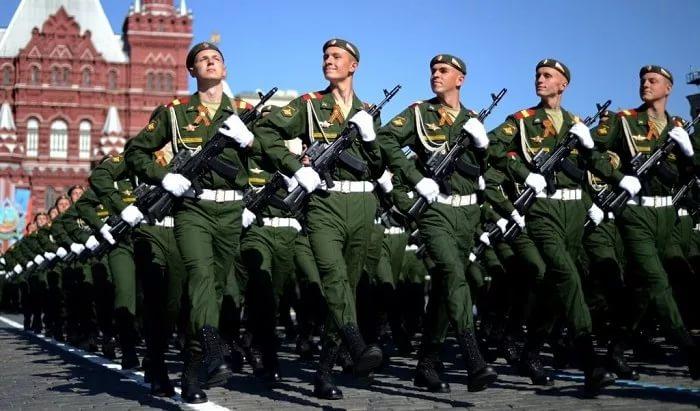 Армия России – самая сильная в Европе