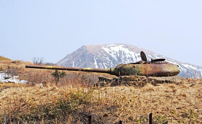 JB Press (Япония): никто не отмечает военную ценность «северных территорий»