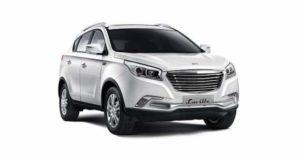 В России появится китайский «клон» Hyundai ix35