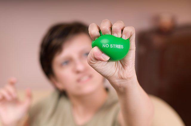 Разгул гормонов. Как стресс сказывается на организме человека