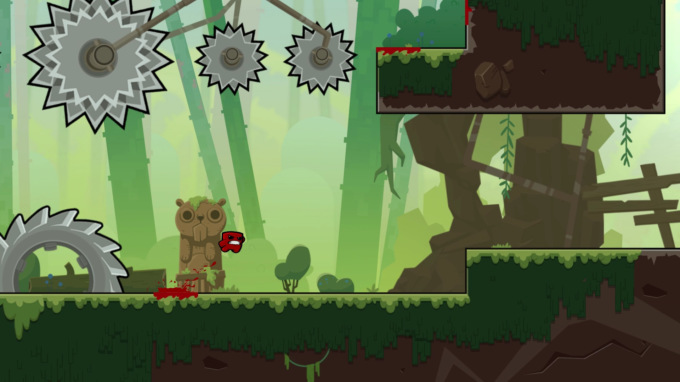 ПК-версия Super Meat Boy For…