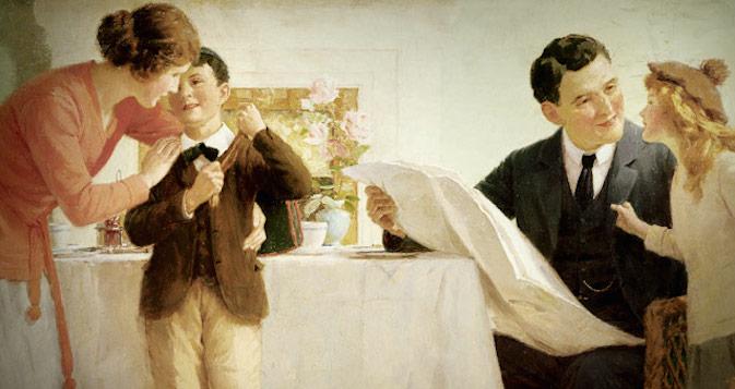 """И вот он — развод. Оставьте детей мужу. И побудьте приходящей и доброй """"воскресной мамой"""""""