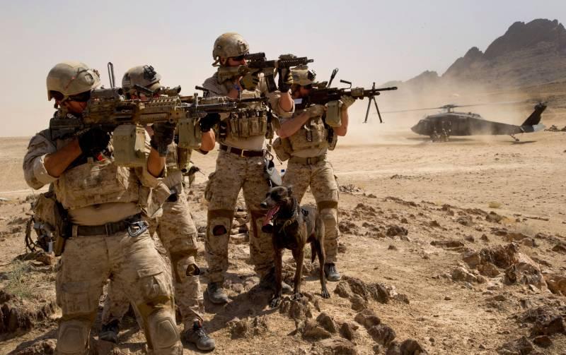 """Морские котики"" или SEAL Team 6"