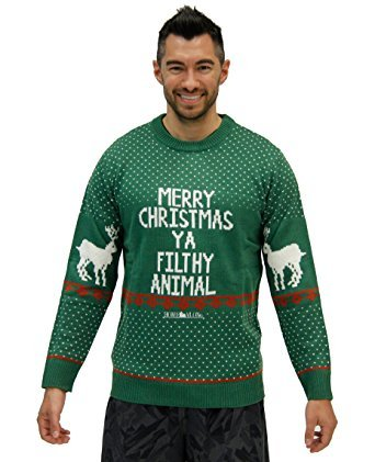 15 best ugly christmas sweaters for 2017 classic movies kardashians ric flair and more - Best Christmas Sweater