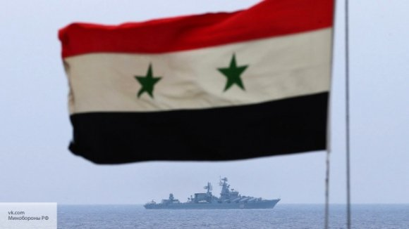 Французские СМИ: корабли Китая вступят в состав ВМФ РФ в случае удара по Сирии