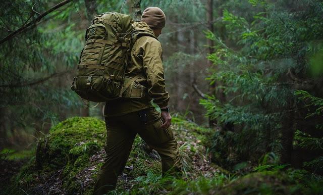 Русский стиль выживания в лесу
