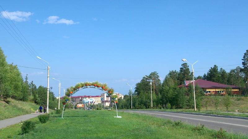 7. Северобайкальск - город на краю Байкала Северобайкальск, россия, фоторепортаж