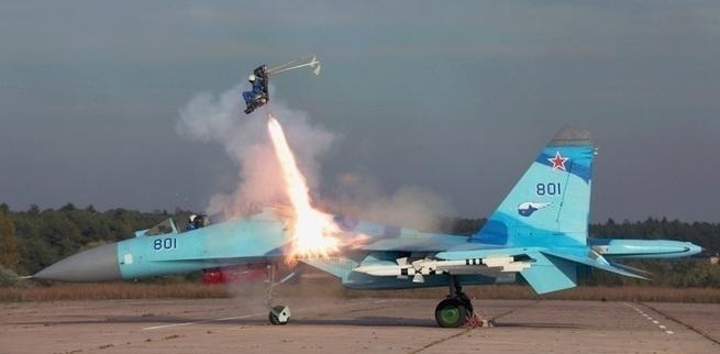 Признание Запада: зачем США охотились за российскими катапультными креслами