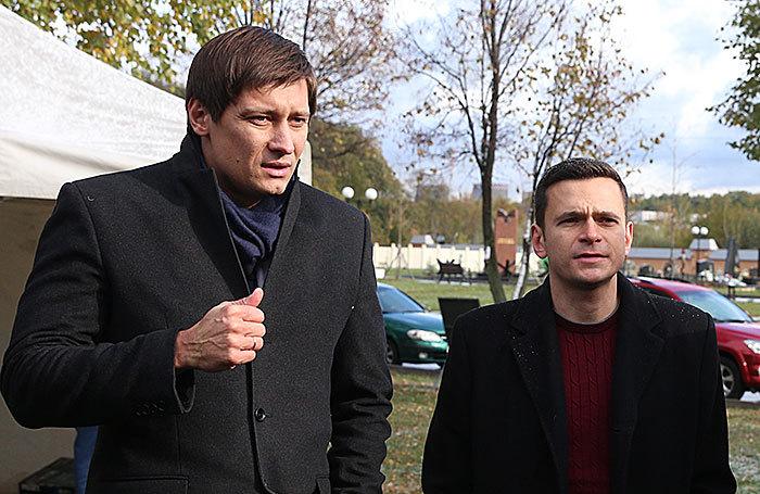 Яшин идет в мэры. Что возмутило Гудкова?