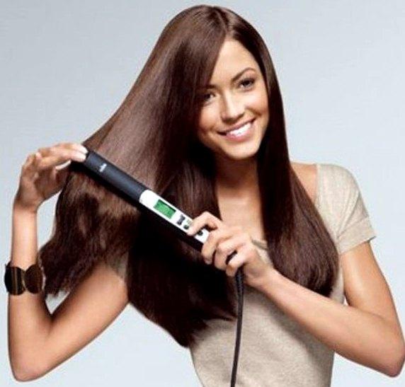 Чтобы волосы не вились в домашних условиях