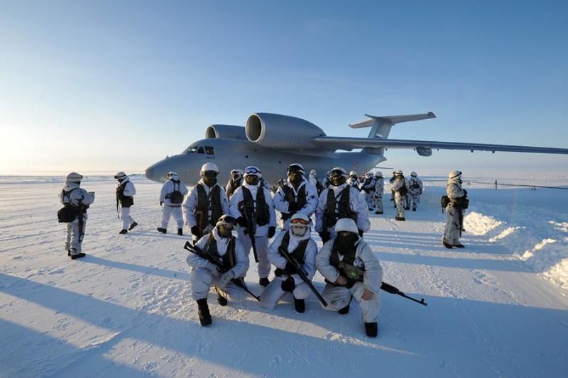 В Арктике построят базу ПВО