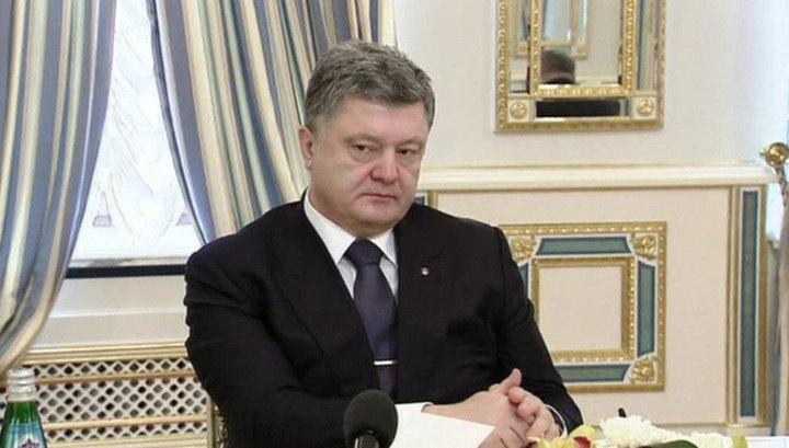 Украинскую власть сравнили с фашистской оккупацией