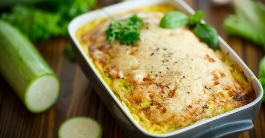 Рецепты приготовления вкусных запеканок из кабачка