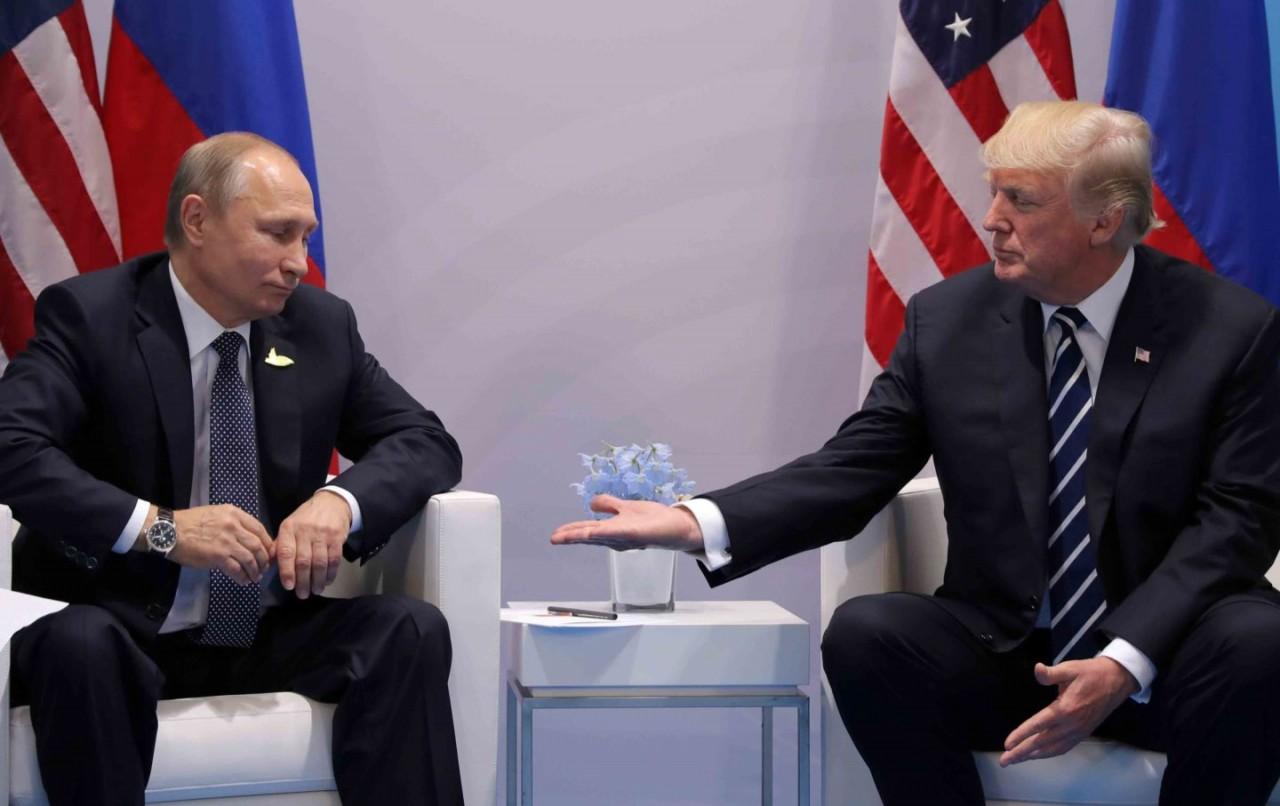 Путин призвал к здравому смыслу после слов Трампа о ракетном ударе