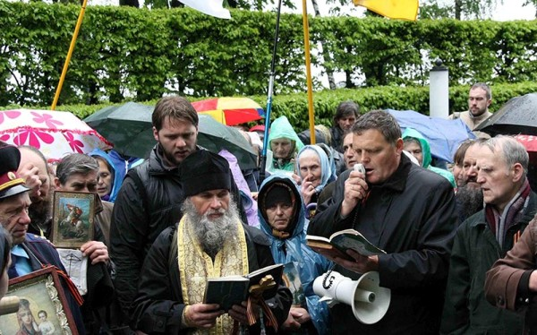 Церковь на Украине. Год дост…
