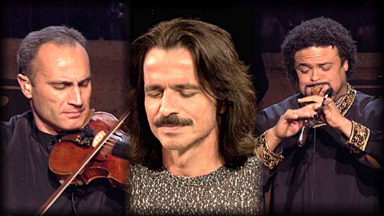 От этого видео захватывает дух!Так прекрасно и трогательно! Армянский дудук на концерте несравненного Янни!