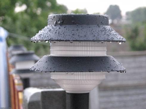 Как выбрать садовые светильники и фонарики на солнечных батареях
