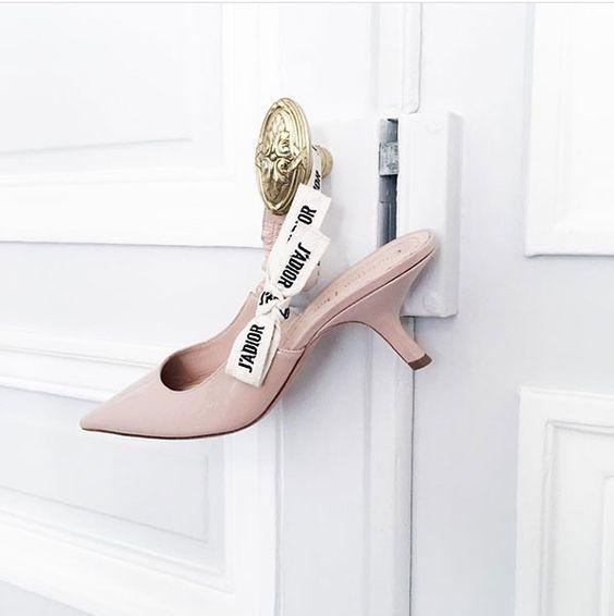 Модная обувь весна-лето 2019 года