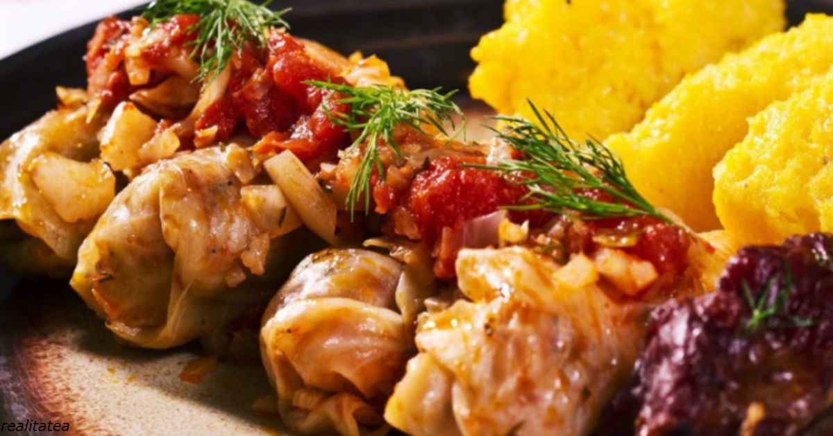 Голубцы по-румынски: Вкуснотища! Записывайте рецепт
