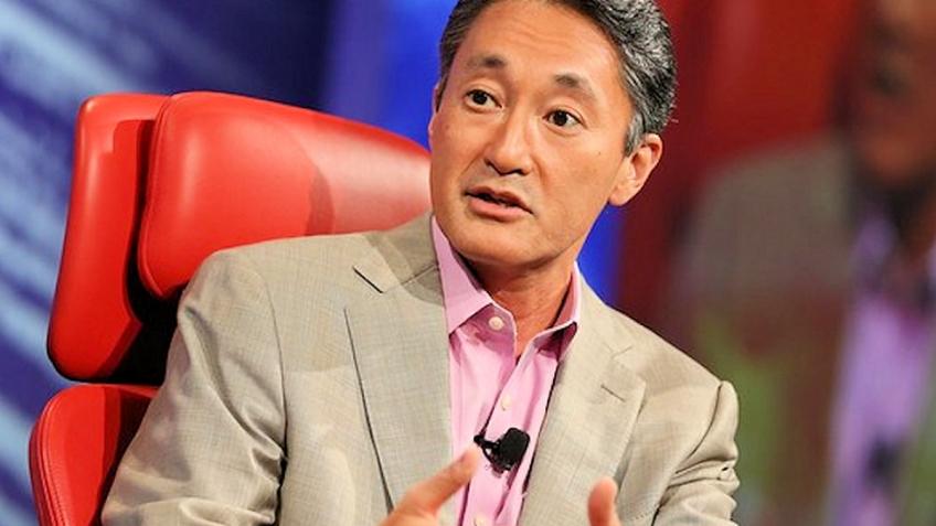 Глава Sony Кадзуо Хираи объявил об отставке