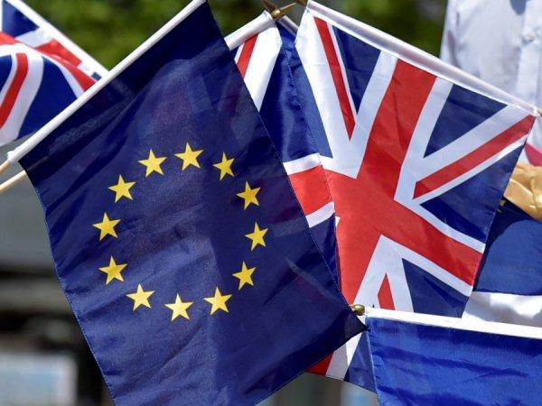 Фото: Мэй: Великобритания перестанет платить огромные суммы Евросоюзу