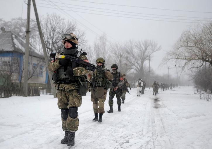 ВСУ на подступах к Донецку, …