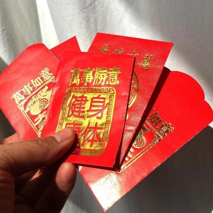 Красные конверты