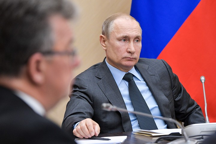 Путин напомнил фанатам элект…