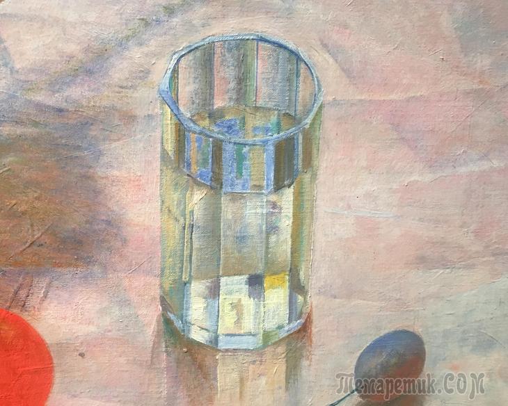 Граненые стаканы Петрова-Водкина и Ко