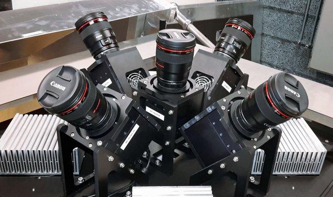 Новейший «охотник» за экзопланетами собран из пяти обычных цифровых камер
