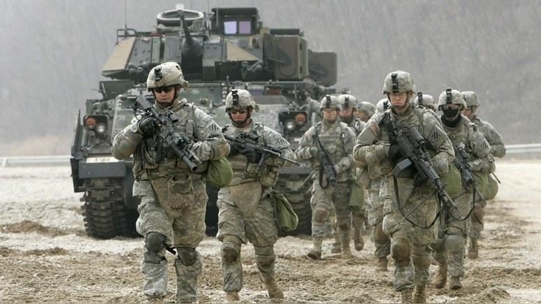 NI: гибкость и огневая мощь — козыри пехоты США в случае войны с Россией