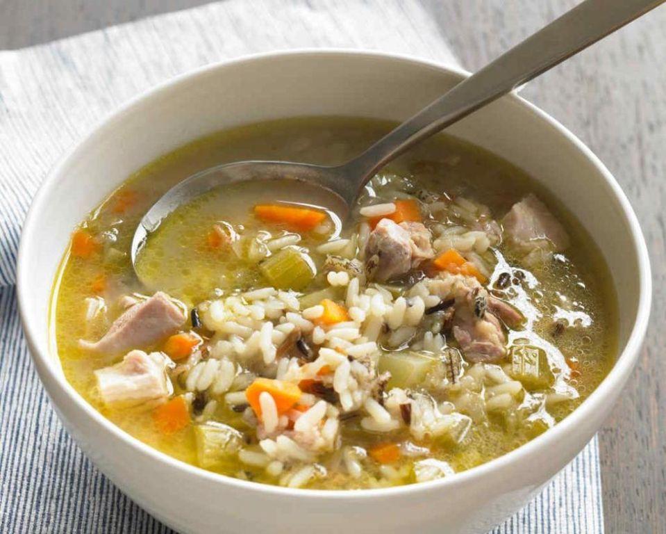 Сырный суп со свининой: простые рецепты