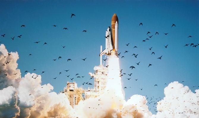 Последний Полет Шаттла Challenger