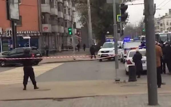 В Ростове подполковник СК РФ…